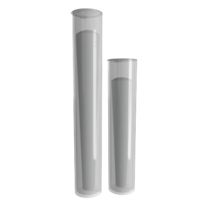 Child Resistant Pop-Top Pre-Roll Tube